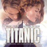 Cd  Titanic: Music From The Motion Picture [soundtrack] Jame